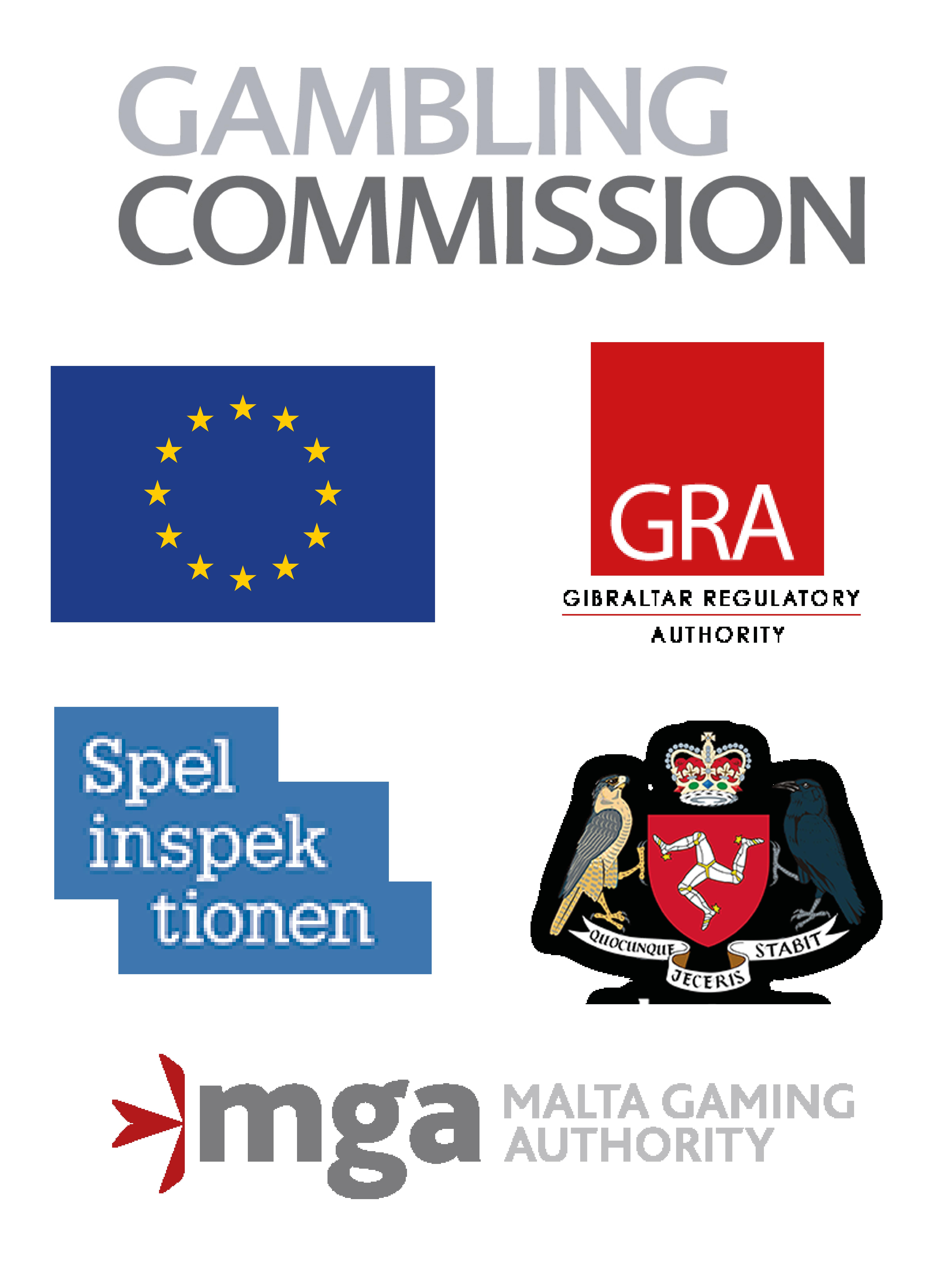 Regulator Logos - Europe